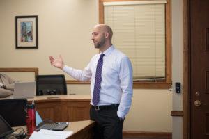 Dr. Brian Walkup Teaching