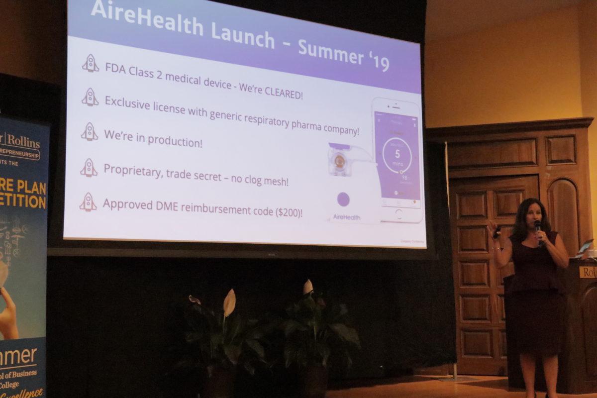 aire health venture plan